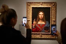 "Documental renueva dudas sobre ""Salvator Mundi"" como obra de Leonardo"