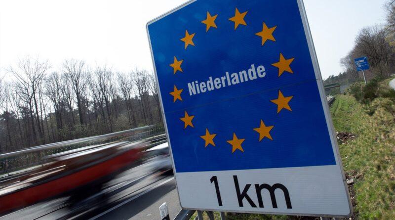 Entrada desde Holanda a partir del martes solo con prueba negativa