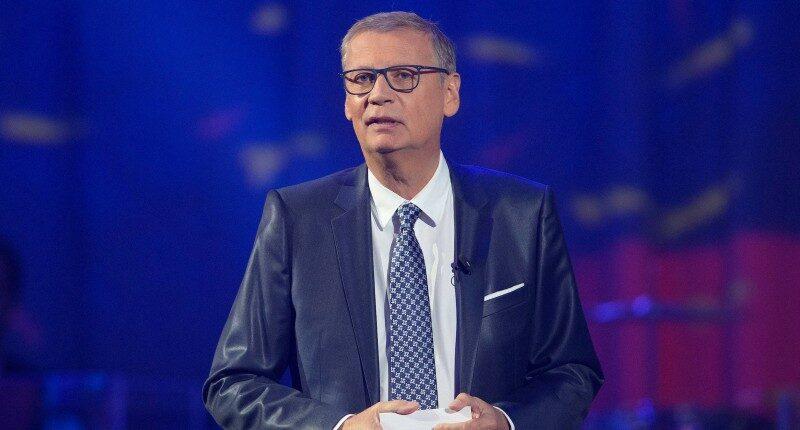 Günther Jauch infectado con Corona