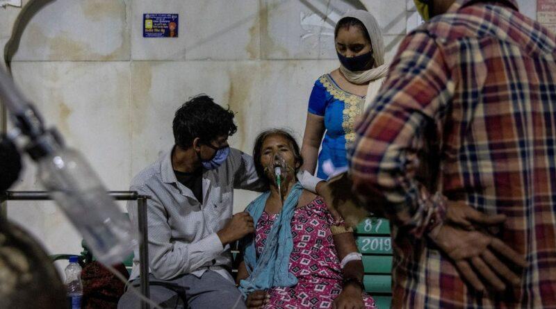 La India registró un nuevo máximo histórico de casos por coronavirus: 380.000 contagios en las últimas 24 horas