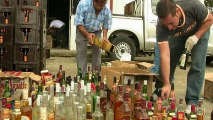 La intoxicacin por alcohol adulterado deja 127 muertes