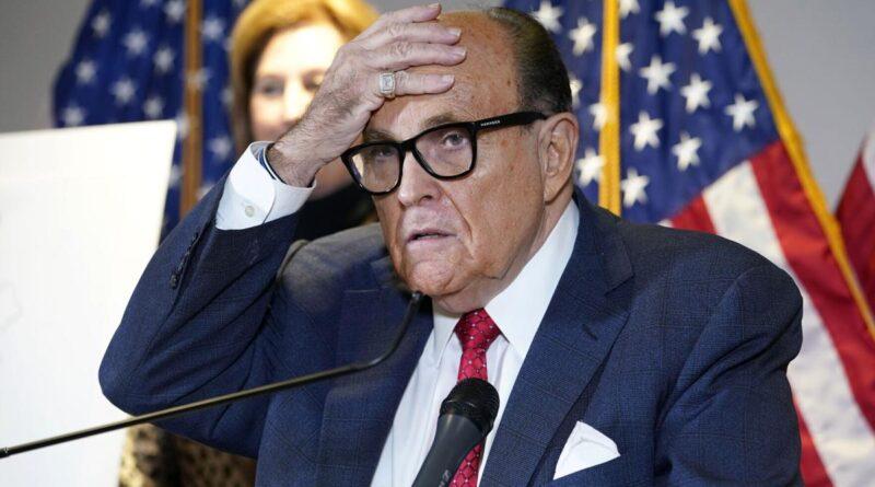 Los federales allanan la casa y la oficina de Giuliani y la escalada de la investigación criminal