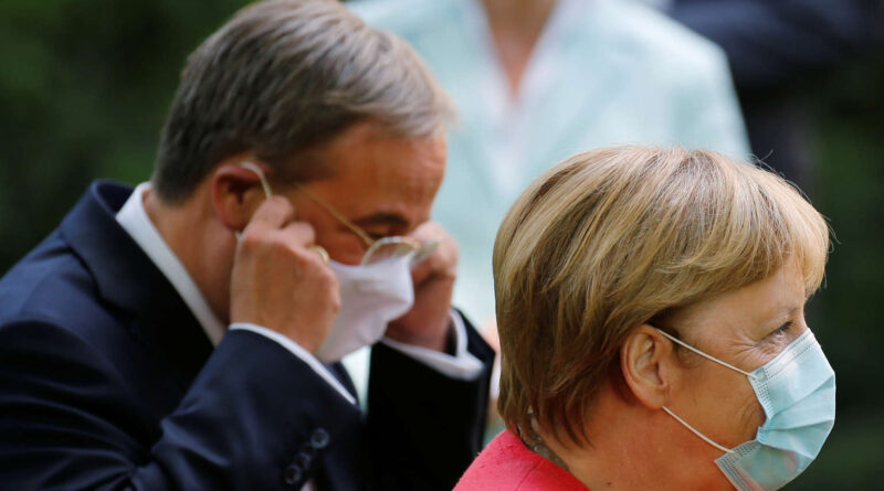 """Reglas corona más estrictas: Merkel hace cumplir la ley de frenado de emergencia y el """"bloqueo breve"""""""