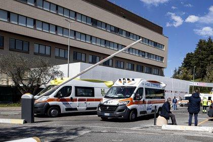 Italia suma 627 muertos por coronavirus, el peor dato desde principios de año. EFE/EPA/MASSIMO PERCOSSI/Archivo