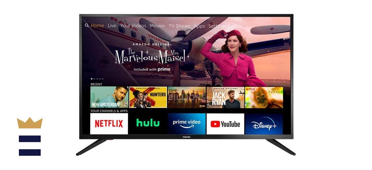 Smart TV Toshiba Fire Edition de 43 pulgadas