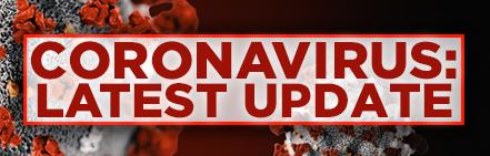 Actualización de coronavirus banner 2021