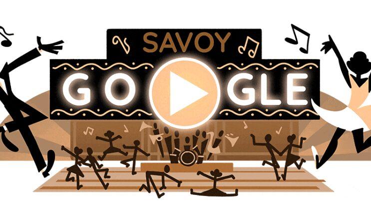 Para celebrar el swing y el Savoy Ballroom!