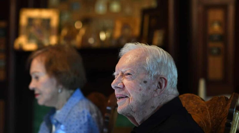 'Décadas por delante de su tiempo': la historia alcanza al visionario Jimmy Carter
