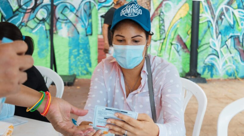 ADN inicia jornadas de vacunación en los barrios de la capital