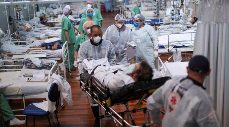Brasil registró 82.266 muertes por COVID-19 en abril, el mes más letal de la pandemia