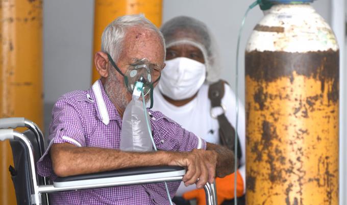 Crece la demanda de oxgeno ante aumento de casos Covid