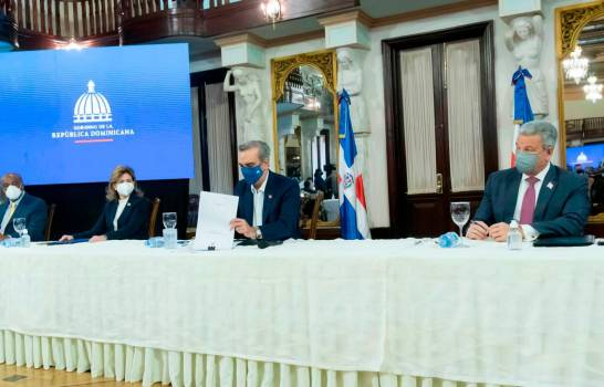 El inicio de las discusiones del pacto fiscal en manos del presidente Abinader