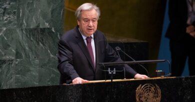 Guterres busca su reelección como secretario general en la ONU