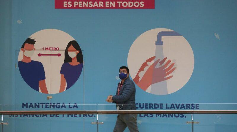 """La OMS advirtió a Chile que este es """"el peor momento"""" para relajar las medidas contra el COVID-19"""