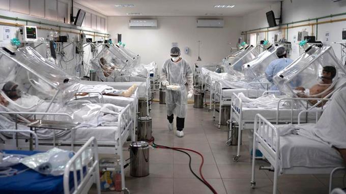 La ocupacin camas sube a 79% en UCI y a 68% en cuidados intermedios en el Gran Santo Domingo