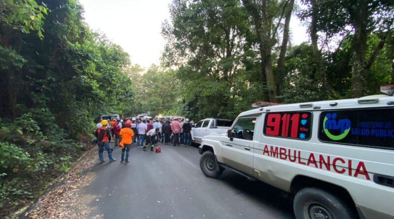 Sistema 9-1-1 informa rescate de 32 personas en teleférico de Puerto Plata