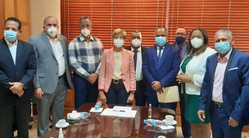 UDEPAL fue recibida por la Comisión de Turismo del Senado de RD