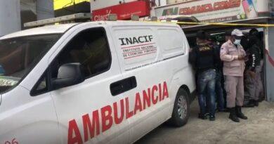 Matan dueño de tienda de celulares próximo a destacamento policial en Santiago