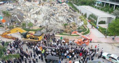 Aumentó a 90 el número de muertos por el derrumbe de edificio en Miami: todavía hay 31 desaparecidos