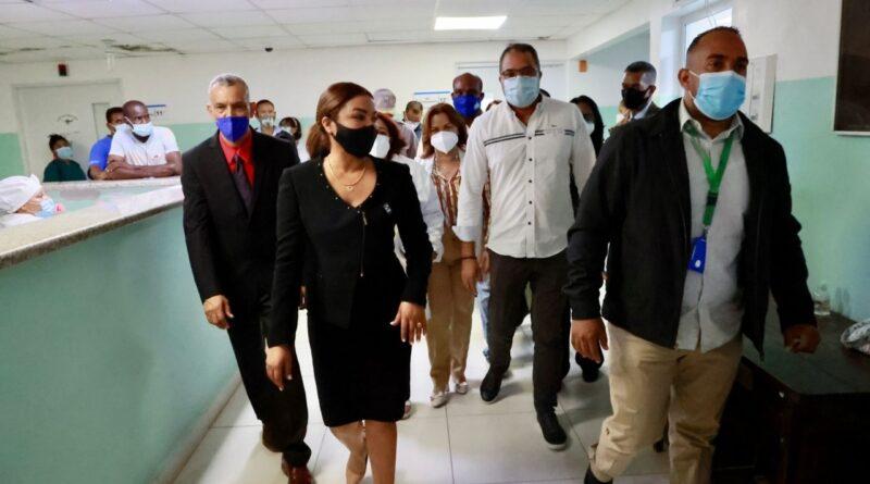 Comisión del SNS interviene hospital Antonio Musa