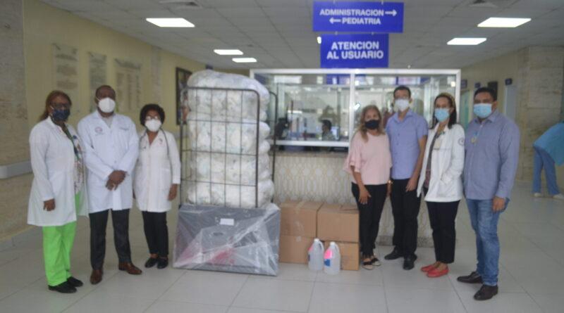 Fundación Sonrisa de Ángel dona a programas Madre Canguro  de cuatro hospitales en distintas provincias del país