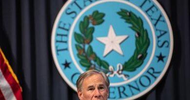 El gobernador de Texas, Greg Abbott, da positivo por coronavirus