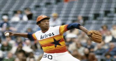 JR Richard, leyenda de los Astros, muere a los 71 aos