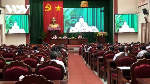 Vinh Long y Kien Giang implementan la Directiva 19 después del control de la epidemia