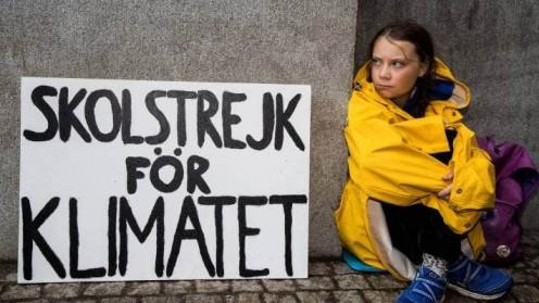 Greta Thunberg da otro golpe a la respuesta de Jacinda Ardern al cambio climático