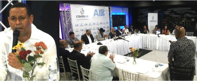Juramentan Comité Altagracianos USA Pro Desarrollo lanzando campaña en apoyo al aeropuerto internacional de Bávaro