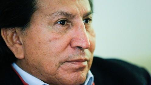 Justicia de EE.UU. concluye que ex Presidente Alejandro Toledo puede ser extraditado a Perú