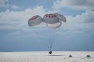 La tripulación Inspiration4 de SpaceX regresa a la Tierra, coronando la primera misión totalmente privada en órbita