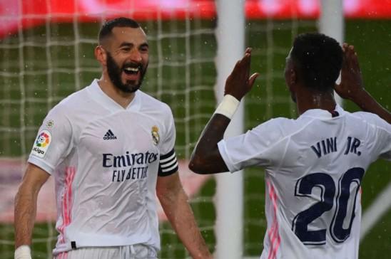 Vinicius y Benzema: la dupla del Real Madrid que te remonta en tres minutos