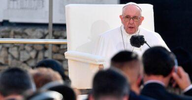 """Papa Francisco expresa ante los judíos eslovacos su """"vergüenza"""" por hechos del pasado"""
