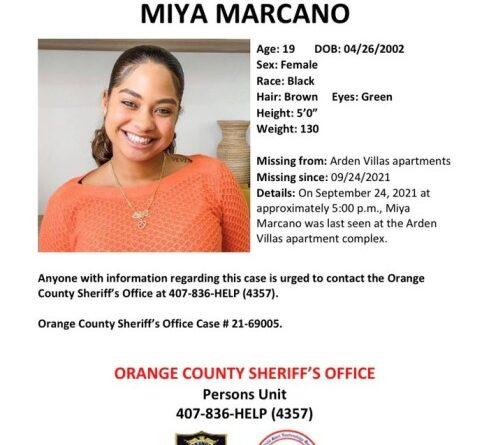 Una mujer de Florida está desaparecida y un hombre que buscaba la policía parece haberse suicidado