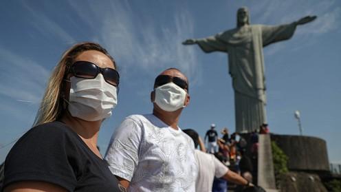 Río de Janeiro comienza a exigir pase sanitario para ingresar a puntos turísticos, estadios y salas de cine