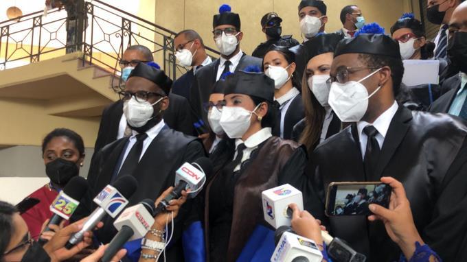 Dictan prisión preventiva a 21 de los 23 imputados en Operación Falcón