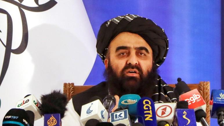 """""""No es bueno para nadie"""": los talibanes advierten a EE.UU. de """"no intentar desestabilizar"""" al actual Gobierno"""
