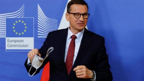 Primer ministro polaco destaca la primacía de ley nacional sobre la de la UE tras fallo del TC