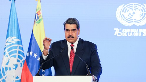 """Maduro acusa a Colombia de infiltrar """"grupos terroristas"""" en Venezuela"""