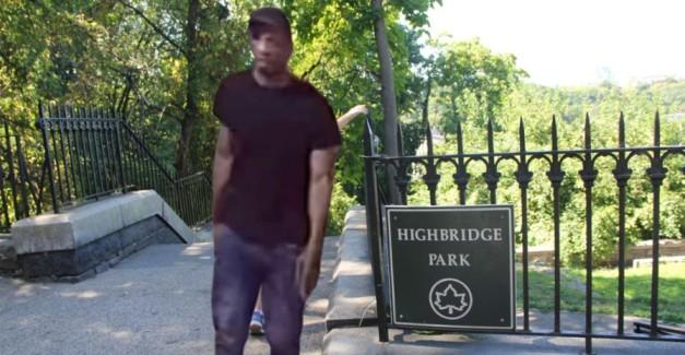 Cacería policial para capturar presunto violador que atacó dos mujeres en parque del Alto Manhattan
