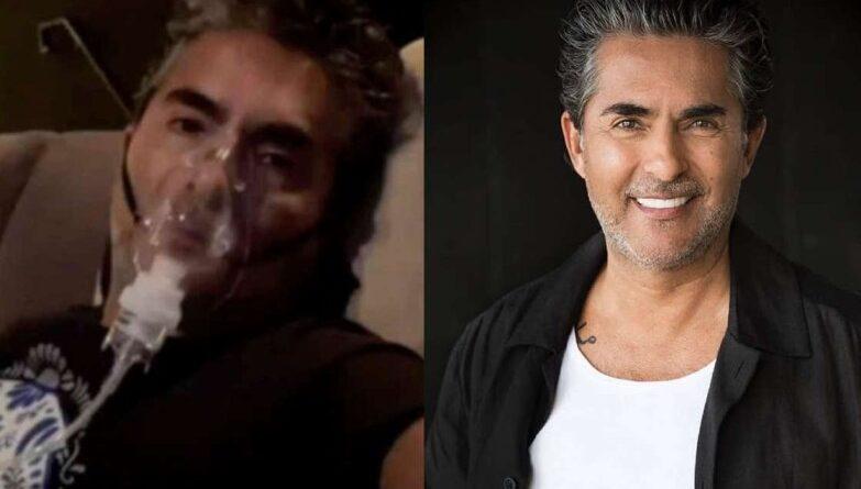 """""""Me estaba cargando el payaso"""": Raúl Araiza y la razón por la que apareció con oxígeno"""