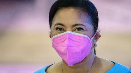 Leni Robredo, vicepresidenta de Filipinas, se presentará como candidata a la presidencia