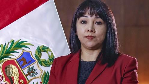 Pedro Castillo nombra a defensora ambientalista Mirtha Vásquez como nueva primera ministra de Perú
