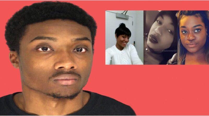 Le cantan 160 años por asesinatos de tres mujeres en Nueva Jersey después de citarlas en redes sociales