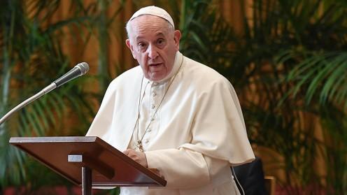 """Papa Francisco expresa su """"dolor"""" por informe sobre abusos sexuales en la Iglesia francesa"""