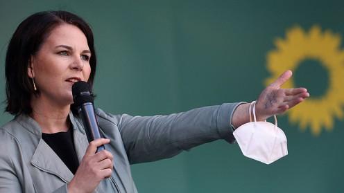 Verdes y conservadores alemanes exploran las opciones de formar gobierno