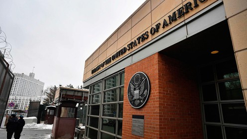 Rusia acusa de robo a tres empleados de la embajada de EE.UU. y pide que se levante su inmunidad diplomática