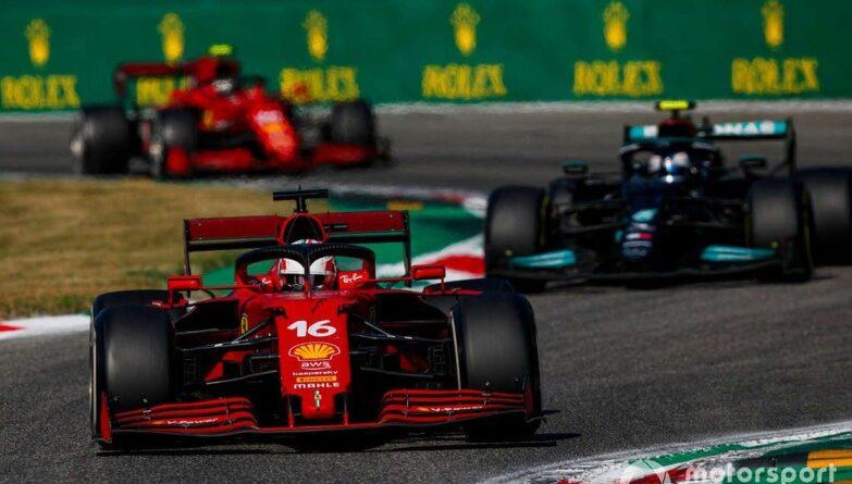 Qué equipo de F1 tiene la dupla más balanceada en 2021