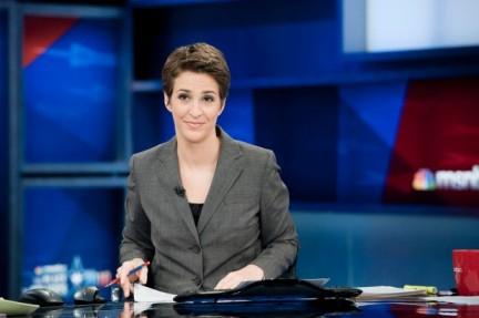 Rachel Maddow revela que se sometió a una cirugía por cáncer de piel
